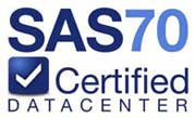 SAS70 Certified DATACENTER